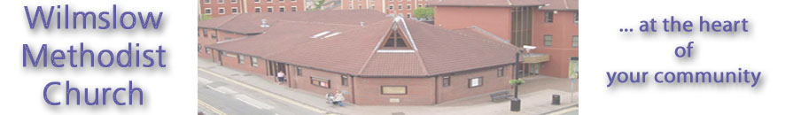 Wilmslow Methodist Church Logo