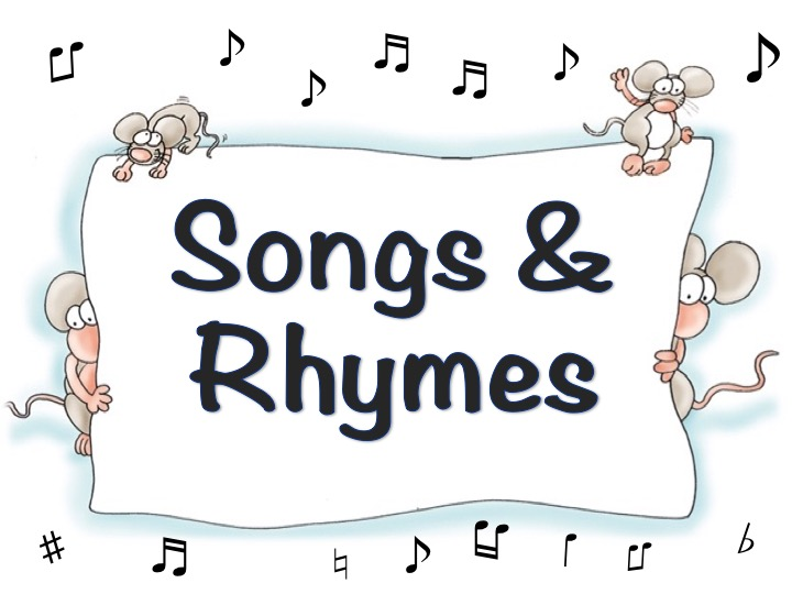 Songs & Rhymes Session 1