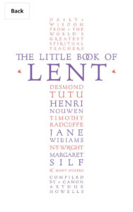 Lent Course @ United Reformed Church